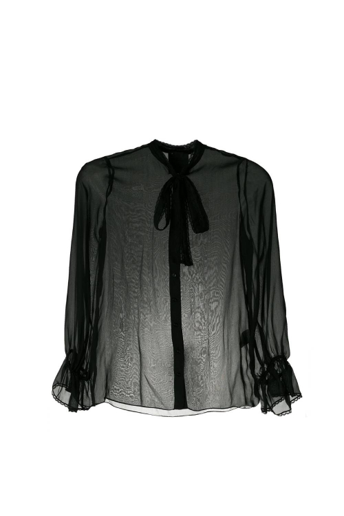 CAMISA SEATTLE COUTURE  BLACK
